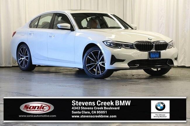 New 2019 BMW 330i 330i Sedan for sale in Santa Clara, CA
