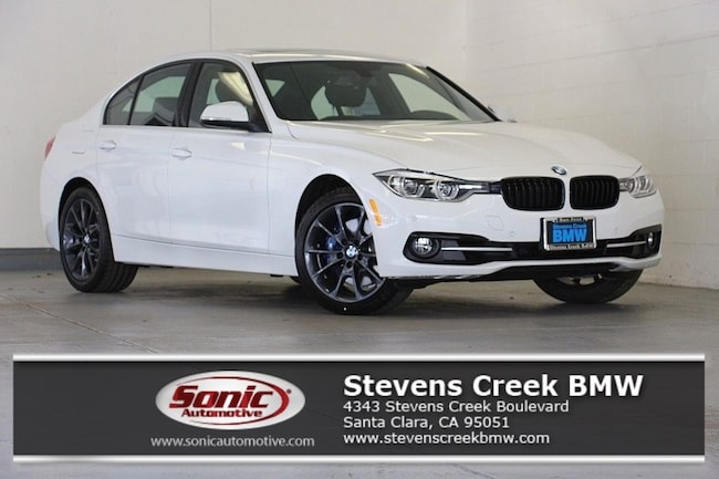 New 2018 BMW 330i xDrive Sedan for sale in Santa Clara, CA