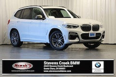 New 2019 BMW X3 M40i SAV for sale in Santa Clara