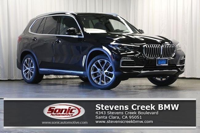New 2019 BMW X5 xDrive40i SAV for sale in Santa Clara, CA