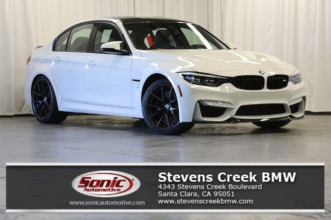 New 2018 BMW M3 Sedan for sale in Santa Clara, CA