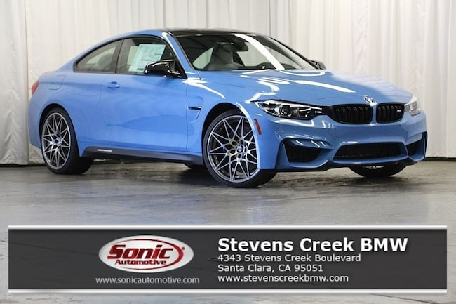 New 2019 BMW M4 Coupe for sale in Santa Clara, CA