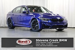 New 2018 BMW M3 Sedan for sale in Santa Clara, CA