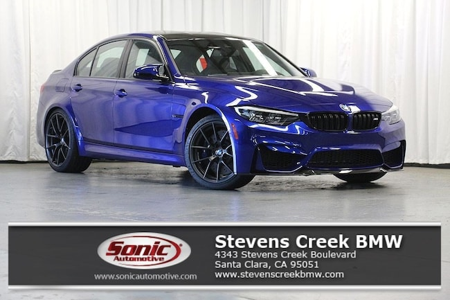 New 2018 BMW M3 CS Sedan for sale in Santa Clara, CA
