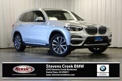New 2019 BMW X3 sDrive30i SAV for sale in Santa Clara