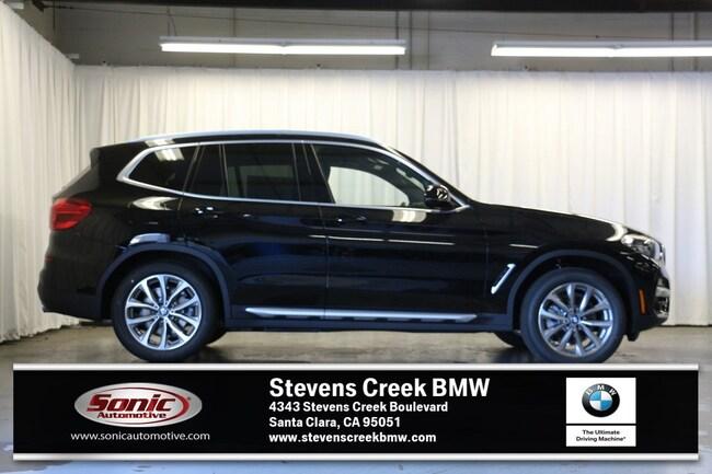 Stevens Creek Bmw Service >> Used 2019 Bmw X3 Xdrive30i For Sale Colma Ca 99klp89876