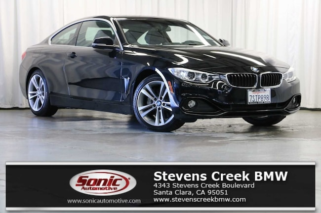 Bmw 435i For Sale >> Certified Used 2016 Bmw 435i For Sale In Santa Clara Stock