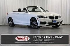 New 2019 BMW M240i M240i Convertible for sale in Santa Clara, CA