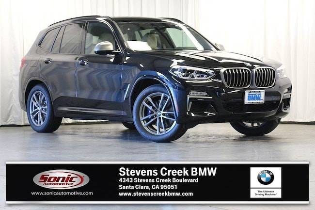 Bmw Used For Sale >> Used 2019 Bmw X3 M40i For Sale In Santa Clara Stock 99k0z06849