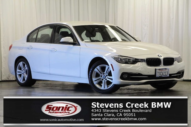 Certified Used 2016 BMW 328i w/SULEV Sedan near San Jose