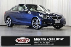 Used 2016 BMW 228i w/SULEV Coupe for sale in Santa Clara