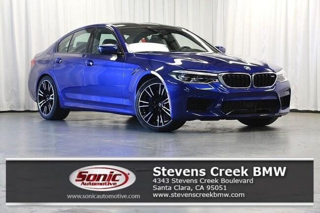 New 2019 BMW M5 Sedan Sedan for sale in Santa Clara, CA
