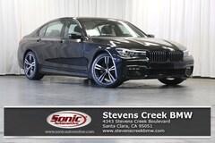 New 2019 BMW 740i 740i Sedan for sale in Santa Clara, CA