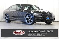 New 2019 BMW 740i 740i Sedan for sale in Santa Clara
