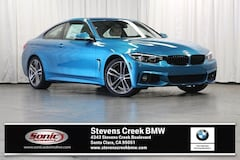 New 2019 BMW 440i 440i Coupe for sale in Santa Clara