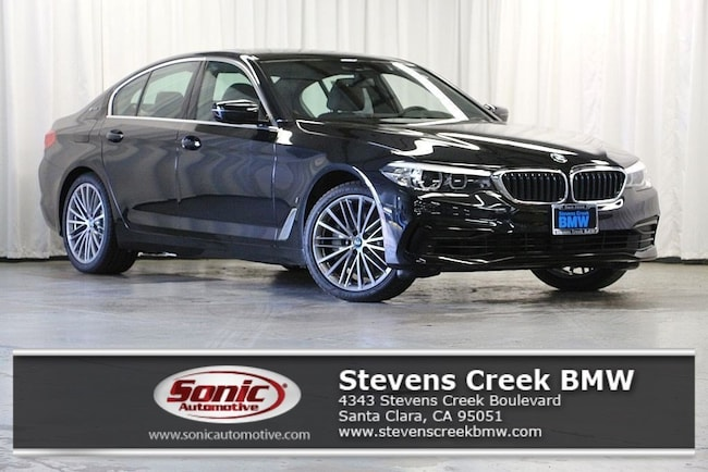 New 2019 BMW 530e iPerformance Sedan for sale in Santa Clara, CA