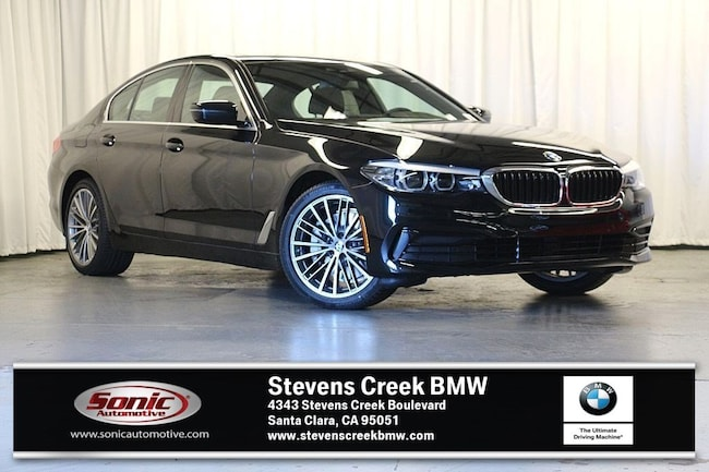 Used 2019 BMW 530i 530i Sedan for sale in Santa Clara, CA