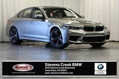 New 2019 BMW M5 Sedan for sale in Santa Clara