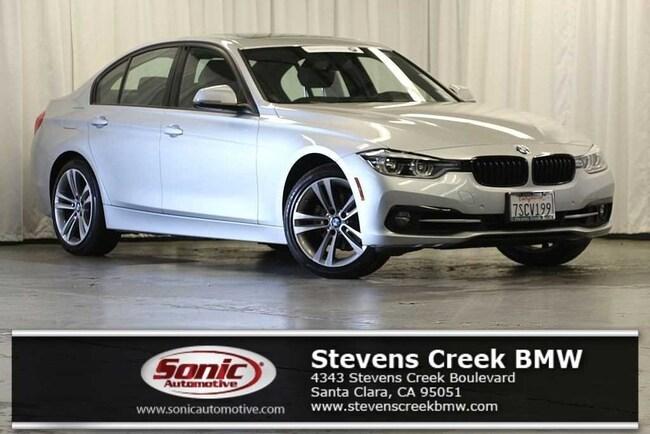 Certified Used 2016 BMW 328i w/SULEV Sedan near San Jose