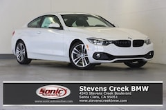 New 2019 BMW 430i Coupe for sale in Santa Clara, CA