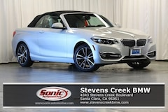 New 2019 BMW 230i 230i Convertible for sale in Santa Clara, CA