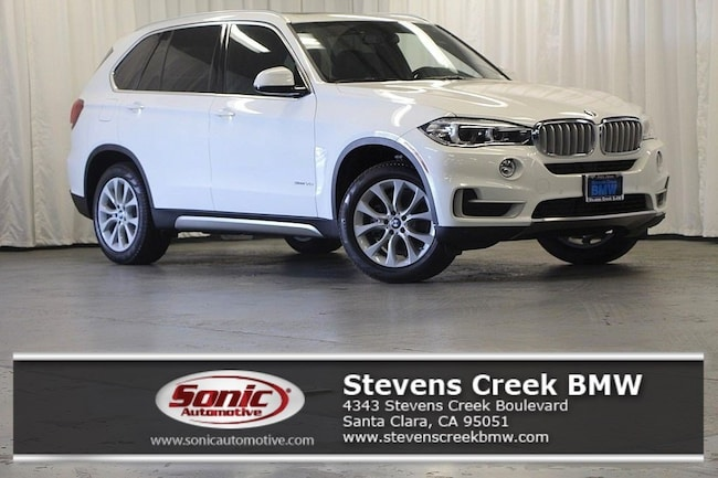 New 2018 BMW X5 sDrive35i SAV for sale in Santa Clara, CA