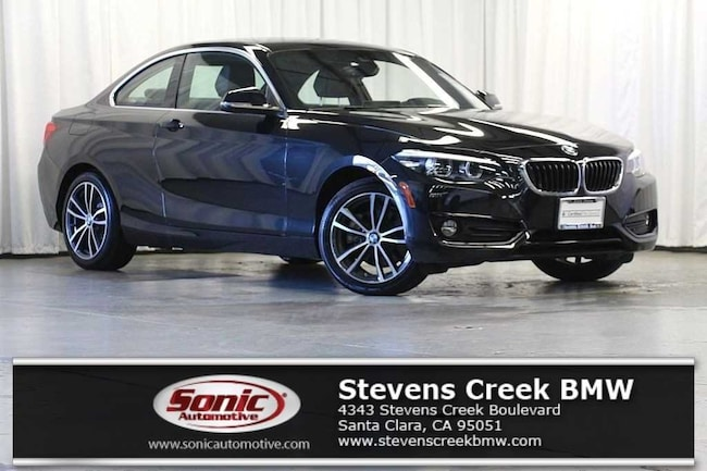 Certified Used 2018 BMW 230i Coupe near San Jose