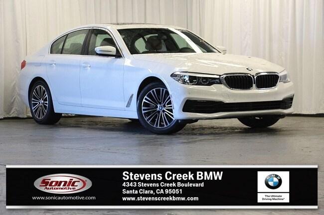 Used 2019 BMW 540i 540i Sedan for sale in Santa Clara, CA