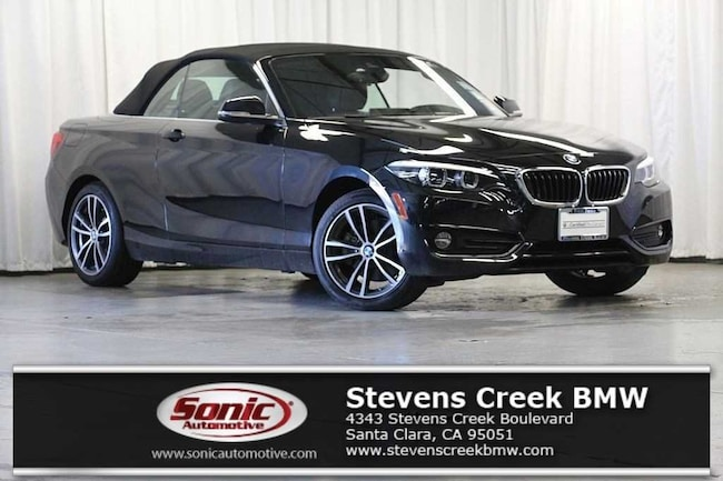Certified Used 2018 BMW 230i Convertible near San Jose