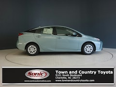 New 2019 Toyota Prius LE Hatchback for sale in Charlotte