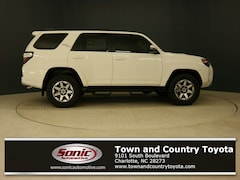 New 2019 Toyota 4Runner TRD Off Road Premium SUV for sale in Charlotte, NC