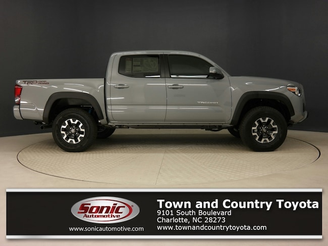 New 2019 Toyota Tacoma TRD Off Road V6 Truck Double Cab for sale in Charlotte, NC
