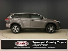 New 2019 Toyota Highlander LE I4 SUV for sale in Charlotte, NC