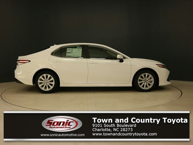 New 2019 Toyota Camry LE Sedan for sale in Charlotte, NC