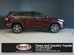 New 2019 Toyota Highlander LE I4 SUV for sale in Charlotte