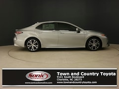 New 2019 Toyota Camry Hybrid SE Sedan for sale in Charlotte, NC