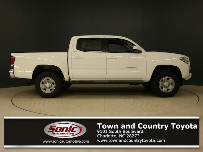 New 2019 Toyota Tacoma SR5 Truck Double Cab for sale in Charlotte, NC