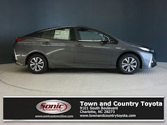 New 2019 Toyota Prius Prime Advanced Hatchback for sale in Charlotte, NC