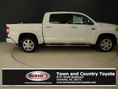 New 2019 Toyota Tundra 1794 5.7L V8 Truck CrewMax for sale in Charlotte