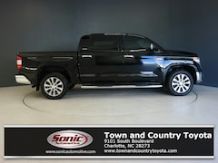 2016 Toyota Tundra LTD Crewmax 5.7L FFV V8 6-Spd AT  Natl Truck CrewMax