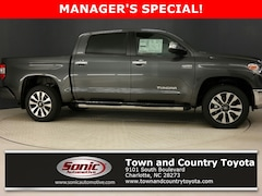 New 2018 Toyota Tundra Limited 5.7L V8 w/FFV Truck CrewMax for sale in Charlotte, NC