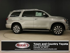 New 2018 Toyota Sequoia Limited SUV for sale in Charlotte, NC
