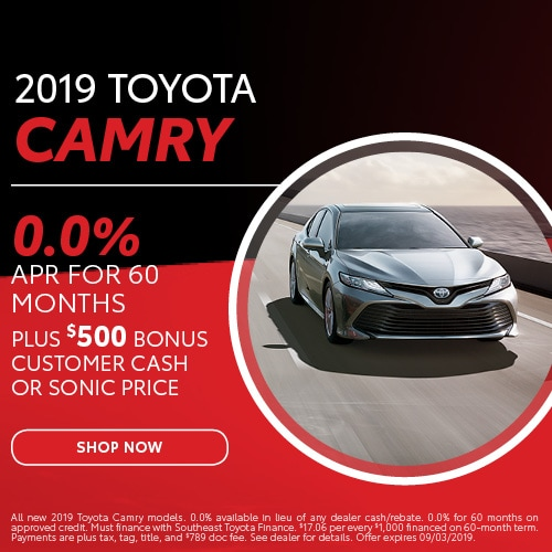 Town And Country Toyota >> The Big One Sales Event Until July 31 Town And Country Toyota
