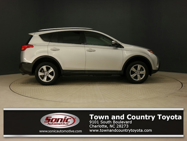 Used 2015 Toyota RAV4 XLE FWD 4dr  Natl SUV for sale in Charlotte, NC