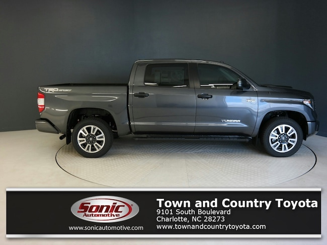 New 2019 Toyota Tundra SR5 5.7L V8 Truck CrewMax for sale in Charlotte, NC