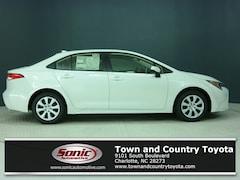 New 2020 Toyota Corolla LE Sedan for sale in Charlotte
