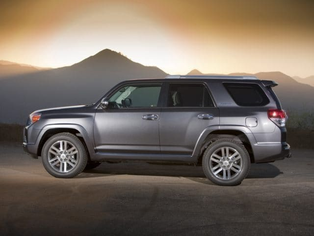 Toyota 4Runner Charlotte Photo