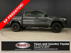 New 2019 Toyota Tacoma SR5 V6 Truck Double Cab for sale in Charlotte