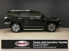 New 2019 Toyota 4Runner Limited SUV for sale in Charlotte