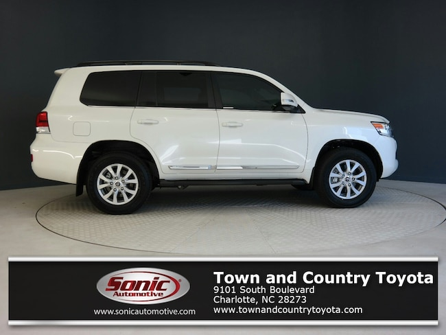 New 2019 Toyota Land Cruiser V8 SUV for sale in Charlotte, NC